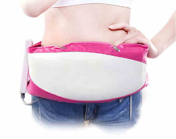 Fattening Machine Weight Loss Slimming Fat Burning Body Belts By Belly Vibration Stovepipe Slender Shaking Equipment Female