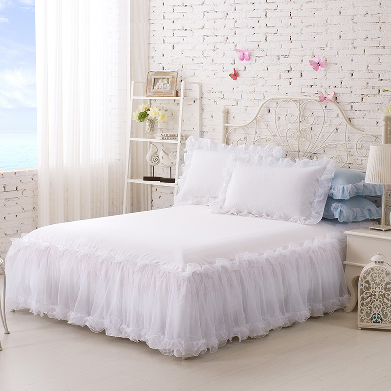 Lace Bed Sheet - Online Shopping