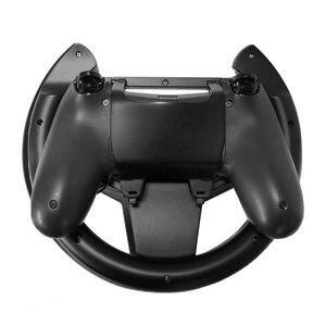 Image 4 - Bevigac Cho Play Station PS 4 Chơi Game Đua Xe Bọc Vô Lăng Điều Khiển GAMEPAD Cầm cho Sony PS4 PlayStation Chơi Station4 Joypad