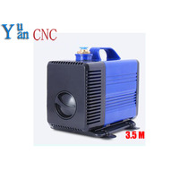8mm water nozzle submersible water pump 80w 220V water pump for cnc router spindle motor Engraving machine pumps 3.5m