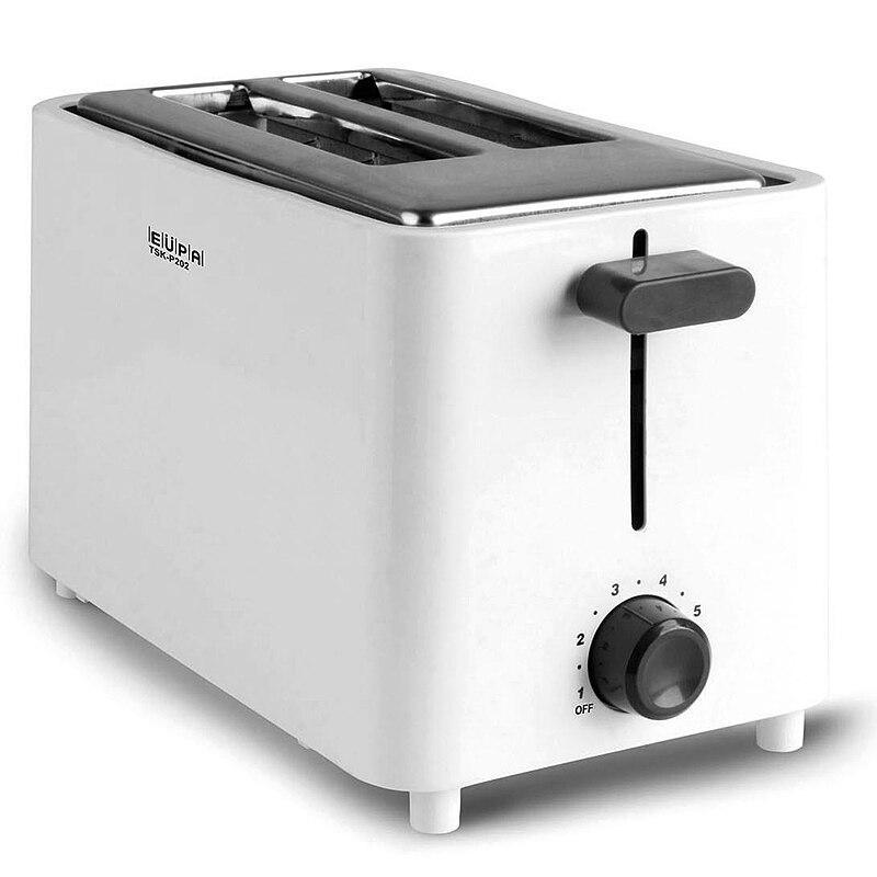 220 V électrique grille-pain gaufrier automatique Sandwich petit déjeuner Machine Machine à pain ménage pour outil de cuisine