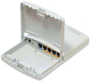 Image 2 - Mikrotik RB750P PBr2 PowerBox 650 MHz CPU 64 MB di RAM esterna 5 porta Ethernet con PoE Esterna Router RouterOS L4
