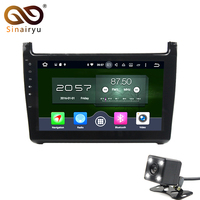 4G Network 10 1 Inch 8 Core Android 6 0 Car DVD Player GPS Fit For