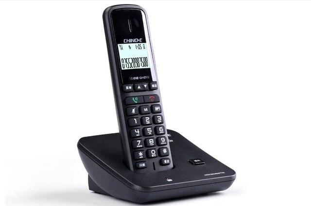 В Connaught GH21 беспроводной стационарный телефон одного домашнего офиса беспроводная базовая Zimu машина Китайский звонки