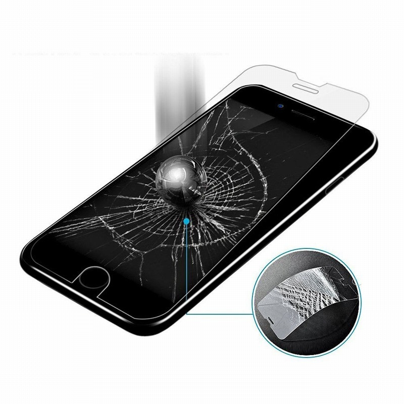 For-iPhone-5-5s-6-6s-Plus-SE-7-5c-4s-4-Tempered-Glass-Screen-Protector-Premium-Protective-Film-0.33-mm-Guard-2016-4.7-5.5-inch-2