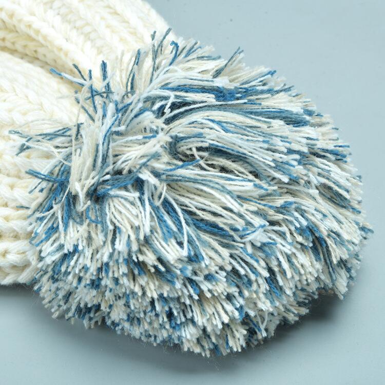 قبعة صوف دافئة نسائية 14