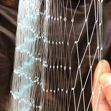 Высокопрочная нейлоновая сетка для защиты от птиц пруда фруктов