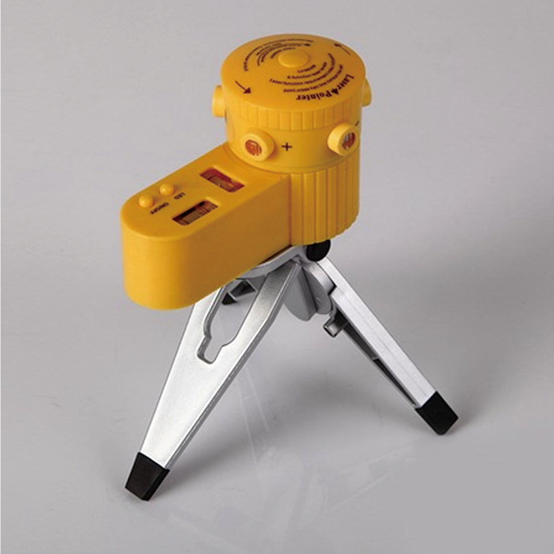 Worldwide Multifunction Cross Laser Level Leveler Vertical Horizontal Line Tool With Tripod free shipping highly visible line laser kapro 810 with vertical and horizontal vials