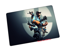 team fortress 2 mouse pad gear Professional game pad to mouse notebook computer mouse mat brand gaming mousepad gamer laptop