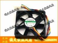 Neue original sunon mf50101v1 q030 s99 5010 12 v 1 50 watt 5 cm vierleiter pwm lüfter-in Lüfter & Kühlung aus Computer und Büro bei