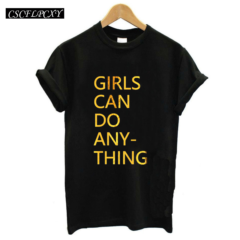 c4cea554840 2017 Casual T-shirt Women Gold Letter Print Short Sleeve Tops Graphic Tee  Shirts Female