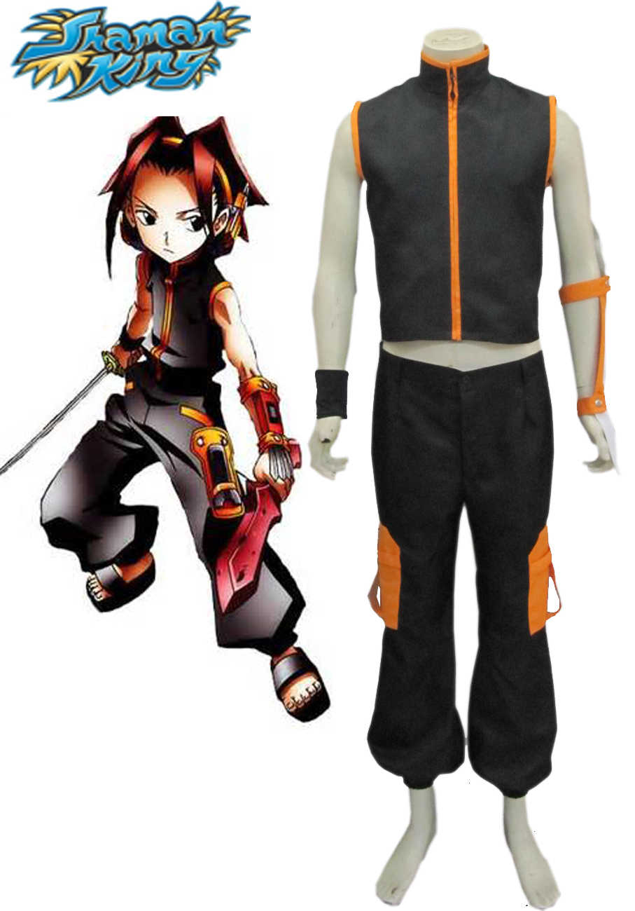 Detail Feedback Questions about Free Shipping Shaman King