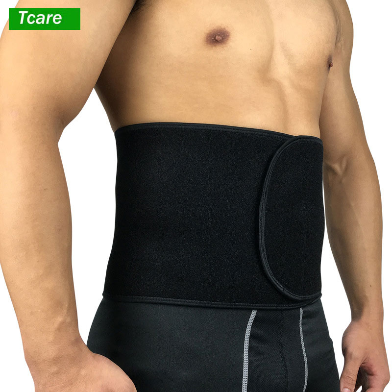 1Pcs Waist Trimmer Belt for Men Women, Body Shaper, Waist Trainer, Slimmer Belt for Women, Stomach Fat Burner Wrap