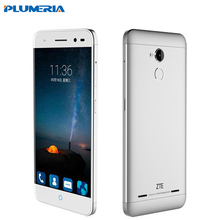Оригинал ZTE Blade A2 смартфон Окта Ядро 1.5 ГГц Android 5.1 2 ГБ RAM 16 ГБ ROM 13.0MP 5.0 Дюймов 4 Г Dual SIM отпечатков пальцев