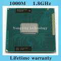 Lifetime warranty Celeron 1000M 1.8GHz 2M Dual Core SR102 Notebook processors Laptop CPU PGA 988 Socket G2 Computer Original