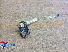 Оригинал для dell inspiron 15-3521 (сенсорный) usb-порт совет ж кабель 75pm1 ls-9102p nbx00019n00