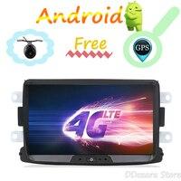 IPS Car Multimedia radio player Android 8.0 GPS Radio For Duster/Captur/Lada/Xray 2/Logan 2/Dacia/Sandero stereo