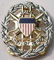 Eua escritório das JOINT CHIEFS OF STAFF identificação METAL emblema - 32188