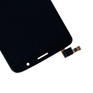 Image 4 - Применимо к zte Макс XL n9560 LTE z986 сенсорный экран Стекло ЖК дисплей дисплей мобильного телефона сборки замене отображения