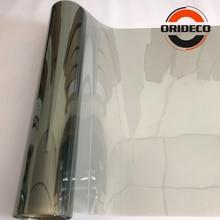 50cm*100/200/300/500cm Grey Car Window Tint Film Front Side Glass window film VLT 70% Car Auto House Commercial Solar Protection