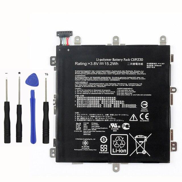 オリジナルの高容量 C11P1330 Asus メモパッド 8 ME581C K01H K015 ME8150C 送料無料でツール