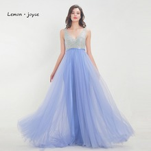 Lemon·joyce Prom Dresses 2019 Floor Length Party Dress
