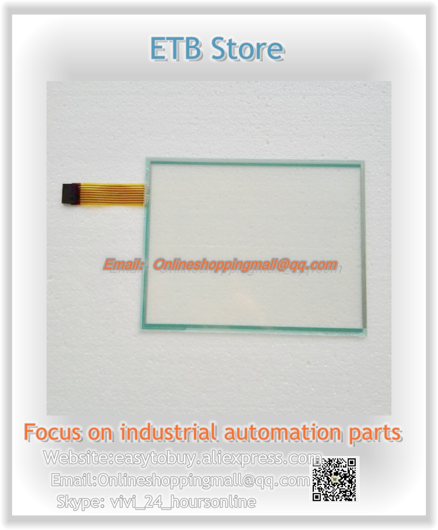 New Touch Screen Panel for P/N: PH41180581 Rev. A Lot Code: LB08080085-01  touch glass labbra lb ph 99l