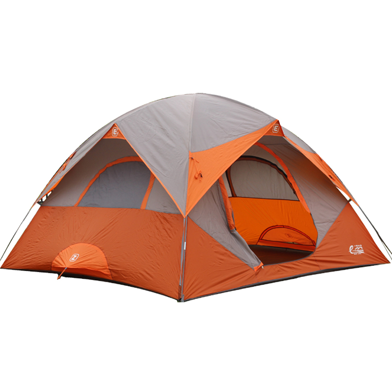 Quality Large Dome Tents for Family Event Waterproof Breathable Tents Camping 5 Person Outdoor Moving House Hiking Camping Tent mobi outdoor camping equipment hiking waterproof tents high quality wigwam double layer big camping tent