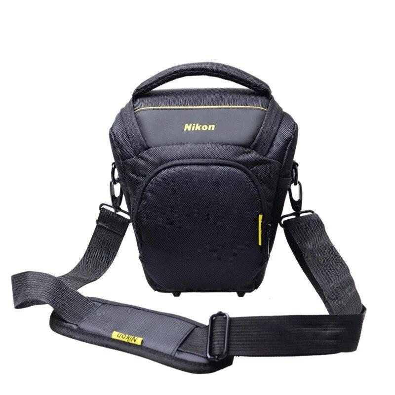 Camera Storage Bag for Nikon D3100 D3200 D3300 D3400 D5200 D5300 D5500 D90 D7100 D7200 D750 D600 D610 D700 With 18-55 Lens/18-10
