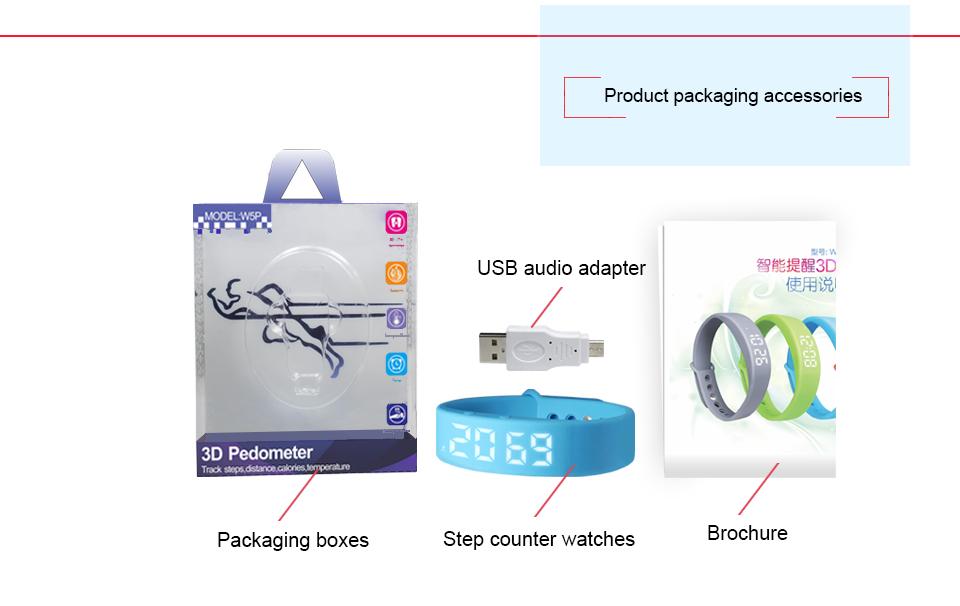 Smart Wristband W5P Smart Bracelet Pedometer Sleep Tracker Temperature Display Smart band Fitness Tracker Smart watch For PC 13