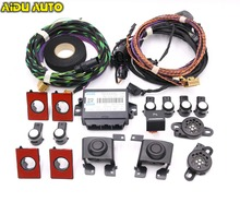 Park Pilot Front And Rear 8 Sensor 8K PDC OPS Parking FOR VW Beetle