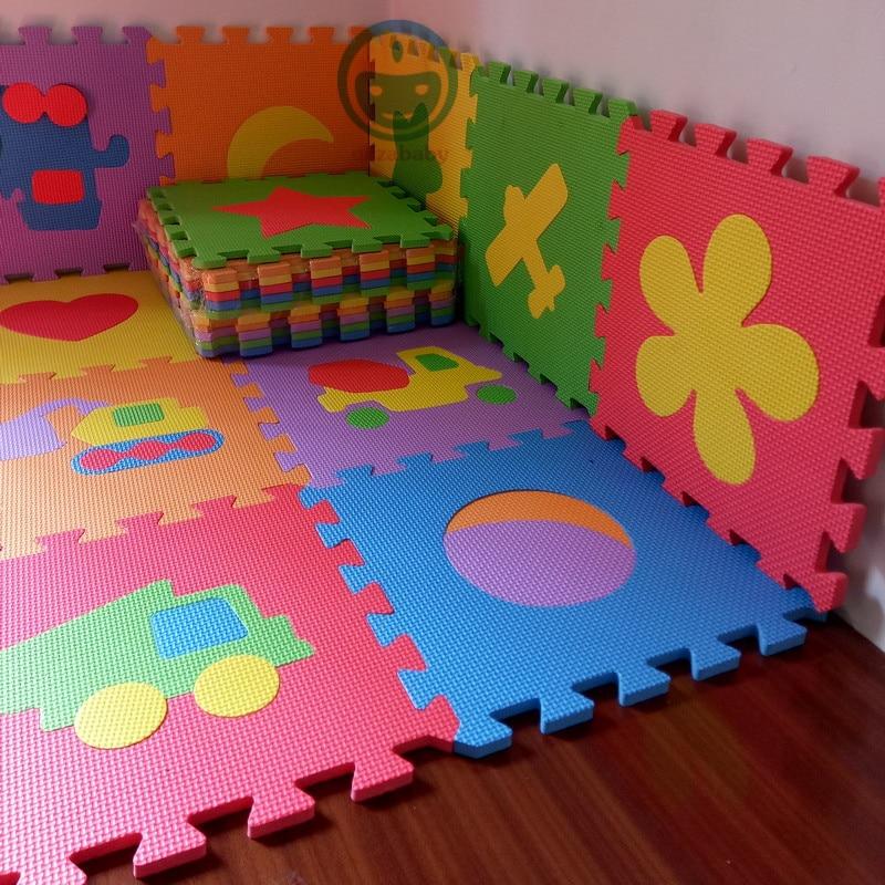 HTB1dsHgbpGWBuNjy0Fbq6z4sXXao 10PCS Pack Baby Puzzle Mat Baby Play Mat Floor Puzzle Mat EVA Children Foam Carpet Mosaic Floor Play Mats 4 Style PX10