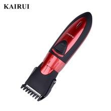 Pro Electronic Hair Clipper Rechargeable Hair Trimmer Hair Cutting Machine To Haircut Beard Trimer Waterproof Hair Shaving Tool