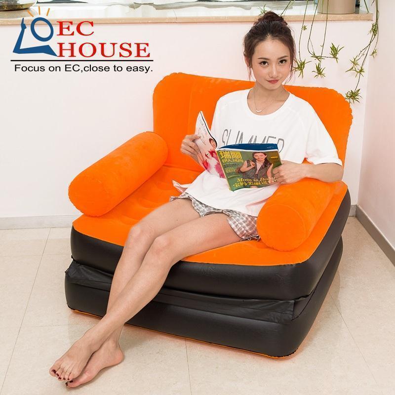 La Casa Puff Mueble Sillon Fotel Wypoczynkowy Moderno Para Sala Set