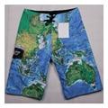 2016 aussie marca Cortocircuitos del Tablero de secado rápido, trunks mens Boardshorts Playa corto/bermudas masculina de marca homme pantalones cortos