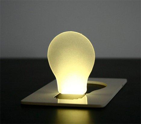 Innovative Portable Led Pocket card Light,LED credit card lamp,LED flashlights,Novel gift LED card,Christmas gift/free shipping