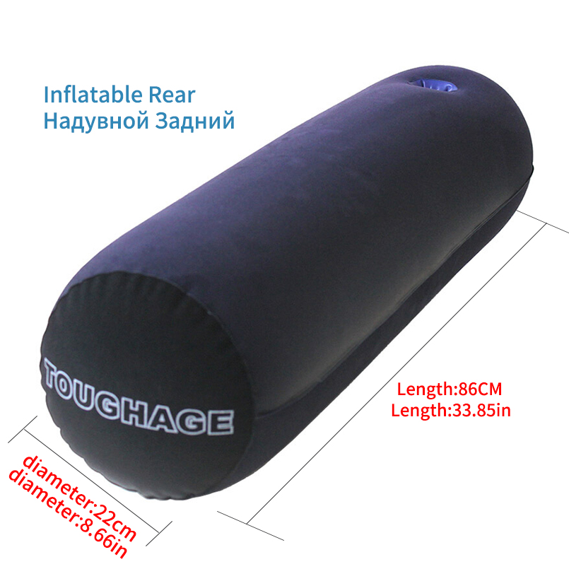 Toughage Sex Møbler Multifunktionel Pude Opblåsbar-3878