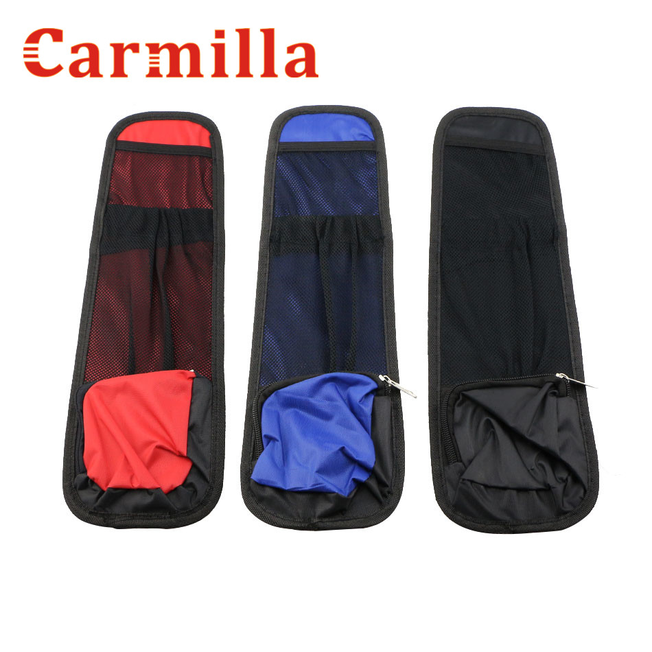 c76cb45a1f Detail Feedback Questions about Carmilla Car Seat Side Multi Pocket  Organizer Holder Travel Storage Hanging Bag For Jeep Compass Renegade  Cherokee 2017 2018 ...
