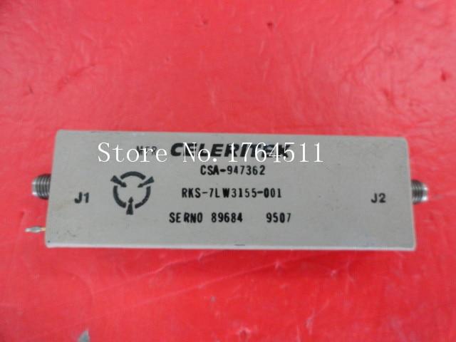 [BELLA] CELERITEK CSA-947362 6-18GHz 30dB 15V SMA Amplifier