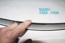 Ix35 Защитная Накладка На Задний Багажник Отделка Крышки Порога задней двери подоконник стайлинга автомобилей Для Hyundai ix35 2015