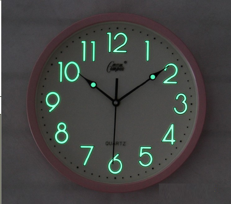 Home Decor Wall Clocks Digital Quartz Silent Wall Clock
