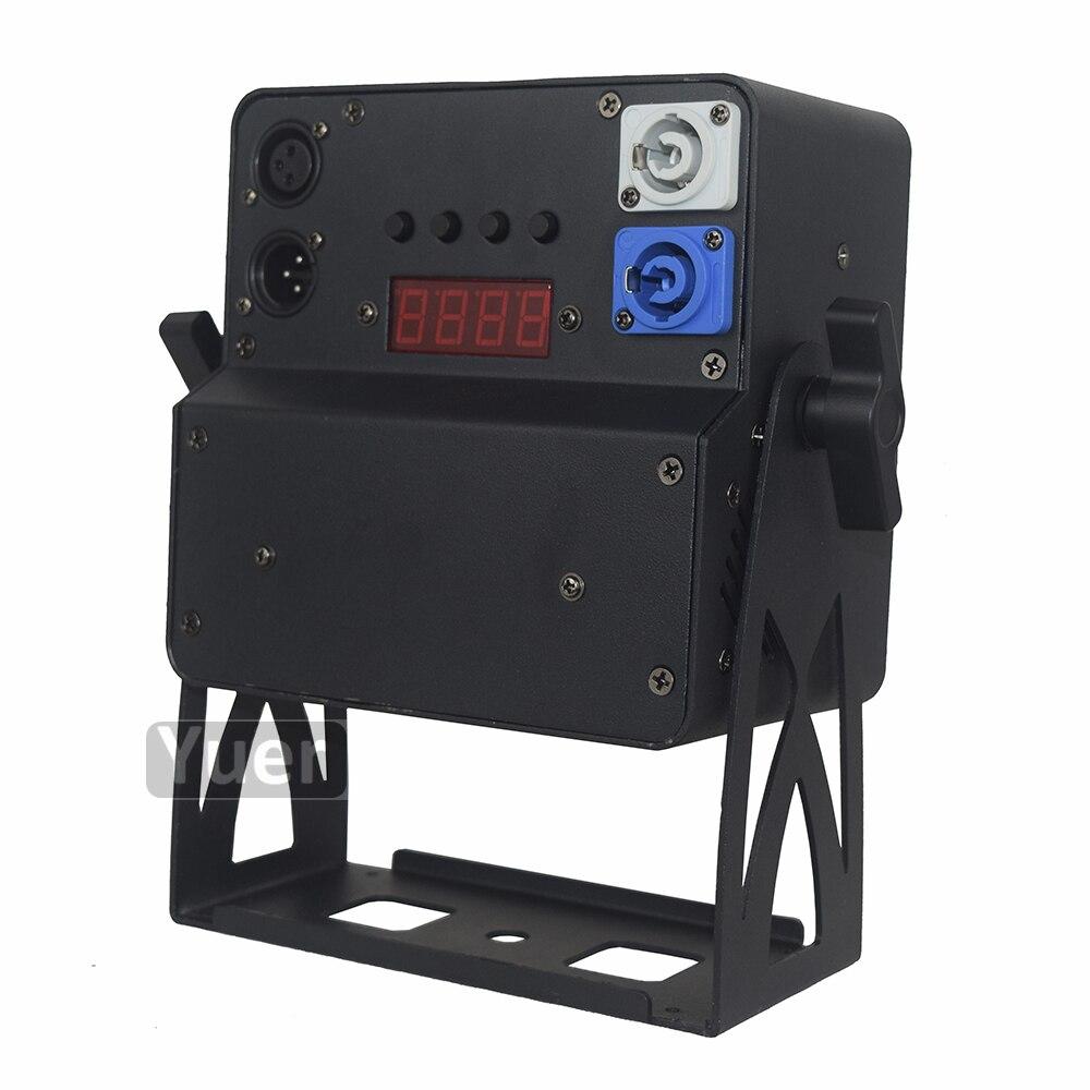 Image 3 - 2 uds/LotHigh Power 6 en 1 luz Par LED RGBWA UV luces Par LED DMX efecto de lavado DJ Disco luz para Fiesta Club Bar boda iluminaciónEfecto de iluminación de escenario   -