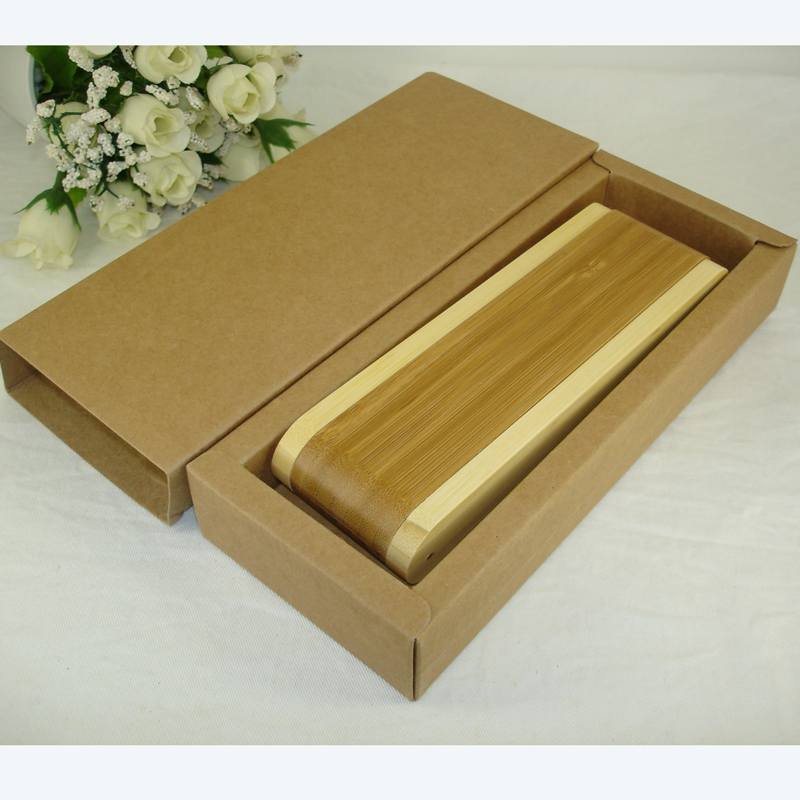 ACMECN New Arrival Office School Writing Stationery Sets Eco friendly Hand made Bamboo Craft Ballpoint Pen and Gift box Kits in Ballpoint Pens from Office School Supplies