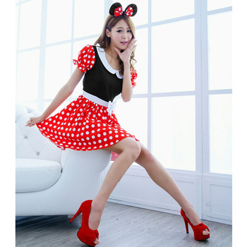 Mini Mouse Cosplay Costume  2
