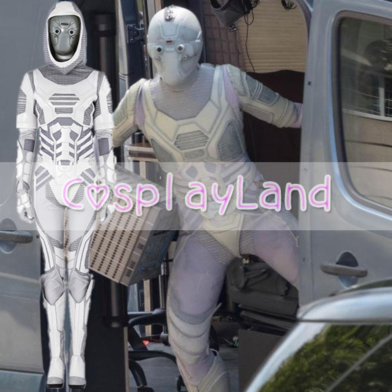 Ant-Man and the Wasp Ghost Cosplay Costume Fancy Halloween Costumes Adult Women Ant-man 2 Ava Ghost Costume Custom made