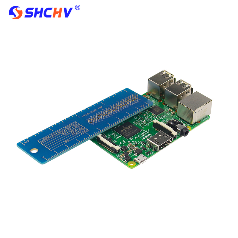Raspberry Pi 3 Model B+ GPIO Ruler Raspberry Pi GPIO Reference Board for RPI 3 Raspberry Pi 3 /Zero W 1.3 3 5 inch touch screen tft lcd 320 480 designed for raspberry pi rpi 2