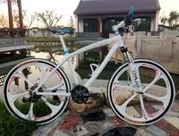 26 17 Inch Aluminium Alloy Frame Bicycle Bicicleta Mountain Bike 21 Speed Disc Brakes Tall Man