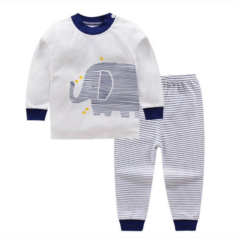 Winter Newborn Baby Boy Clothes Kids Pajamas Sets Children Cotton Baby Girl Clothing Sets Baby Boy Sets Ropa Bebes Suit Menino Clothing Sets Mother & Kids
