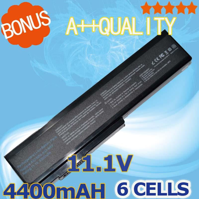 4400 mAh Batterie D'ordinateur Portable Pour Asus N61 N61J N61D N61V N61VG N61JA N61JV N53 A32 M50 M50s N53S N53SV A32-M50 A32-N61 A32-X64 A33-M50