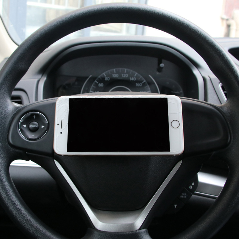 Car Phone Holder Magnetic Vehicle Steering Wheel Mount Mobile Smartphone Stand Magnet Support Cell Cellphone in Car GPS steering wheel phone holder